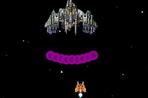 《太空射击战》游戏画面1