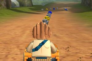 《乐高赤马传奇完整版》游戏画面1