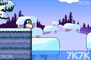 《小企鹅爱吃鱼2无敌版》游戏画面6