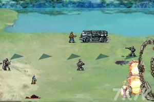 《城市袭击战》游戏画面5