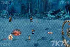 《城市袭击战》游戏画面3
