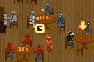 《西部牛仔扑克》游戏画面1