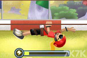 《铁人三项大赛》游戏画面2