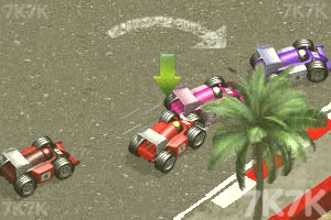《F1赛车大奖赛2》游戏画面7