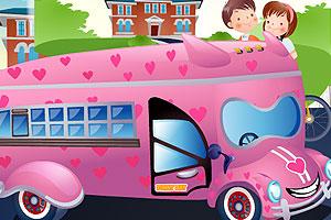《校车也疯狂》游戏画面1