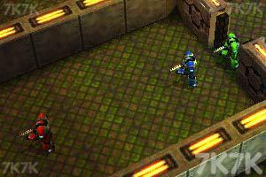 《异形空间-团队力量》游戏画面10