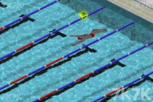 《运动会之游泳》截图9