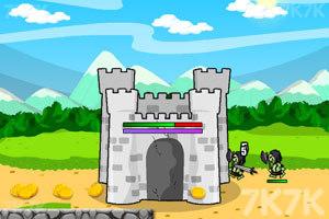 《传奇战争-城堡防御》游戏画面3
