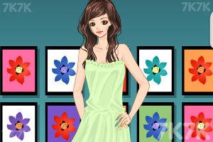 《七彩纱裙》游戏画面3