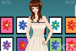 《七彩纱裙》游戏画面9
