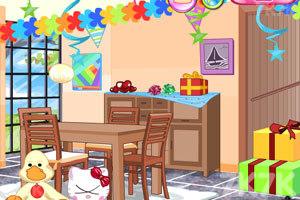 《小美女的生日派对》游戏画面5