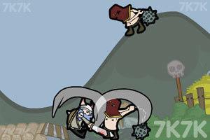 《海盗哈拉尔》游戏画面9