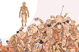 《测试机器人2》游戏画面1