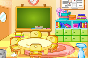 《帮阿Sue整理书房》游戏画面2