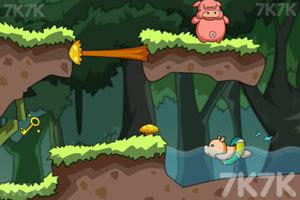 《猪猪救宝宝》游戏画面9