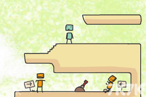 《盒子人历险记》游戏画面2