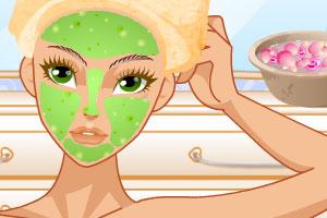 化妆小游戏