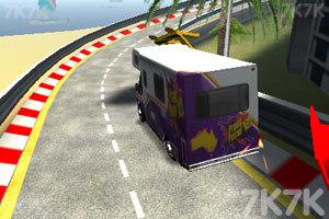 《极速卡车过山车》游戏画面5