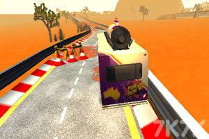 《极速卡车过山车》游戏画面7