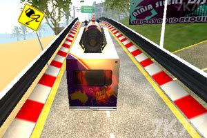 《极速卡车过山车》游戏画面4