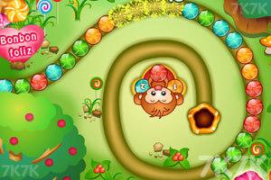 《小猴祖玛》游戏画面3