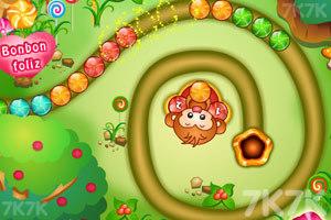 《小猴祖玛》游戏画面2