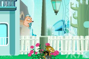 《鼹鼠和短耳兔主仆》游戏画面9
