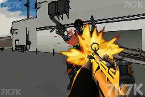 《特战队行动2》游戏画面2