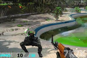 《精锐特种兵3》游戏画面3