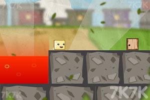《欢乐豆腐回家》游戏画面4