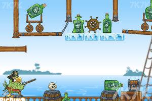《愤怒的鹦鹉海盗》游戏画面8
