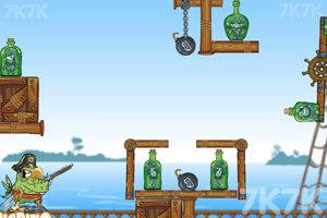 《愤怒的鹦鹉海盗》游戏画面9