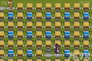 《猫和老鼠炸弹堂》游戏画面2