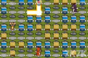 《猫和老鼠炸弹堂》游戏画面6