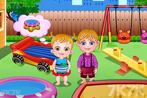 《可爱宝贝与小伙伴》游戏画面10