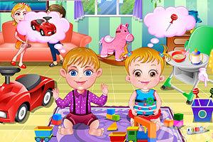 《可爱宝贝与小伙伴》游戏画面1