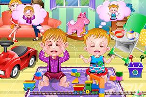 《可爱宝贝与小伙伴》游戏画面7