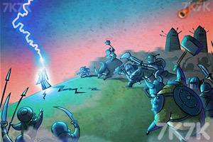 《元素守卫战》截图2