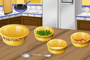 《鸡肉春饼》游戏画面1