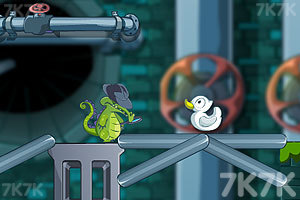 《頑皮小鱷魚找小鴨2》截圖4