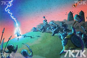 《元素守卫战无敌版》游戏画面1