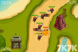 《元素守卫战无敌版》游戏画面2