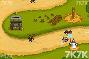 《元素守卫战无敌版》游戏画面5