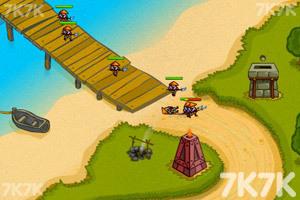 《元素守卫战无敌版》游戏画面4