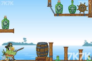 《愤怒的鹦鹉海盗无敌版》截图9