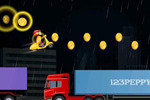 《卡车上的极限跑酷》截图1