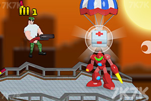 《强力特警》游戏画面5