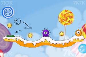 《反转糖果大陆》游戏画面1