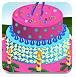 花样蛋糕装饰