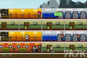 《主题酒店中文版》游戏画面2